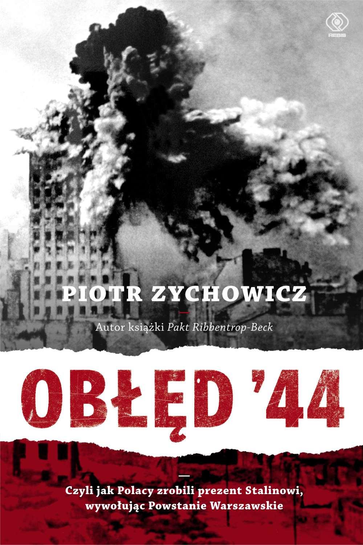 Obłęd '44 - Ebook (Książka na Kindle) do pobrania w formacie MOBI