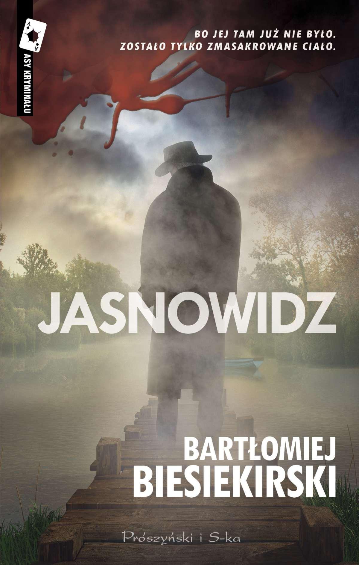 Jasnowidz - Ebook (Książka EPUB) do pobrania w formacie EPUB