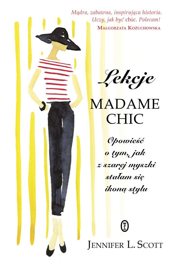 Lekcje Madame Chic - Ebook (Książka EPUB) do pobrania w formacie EPUB