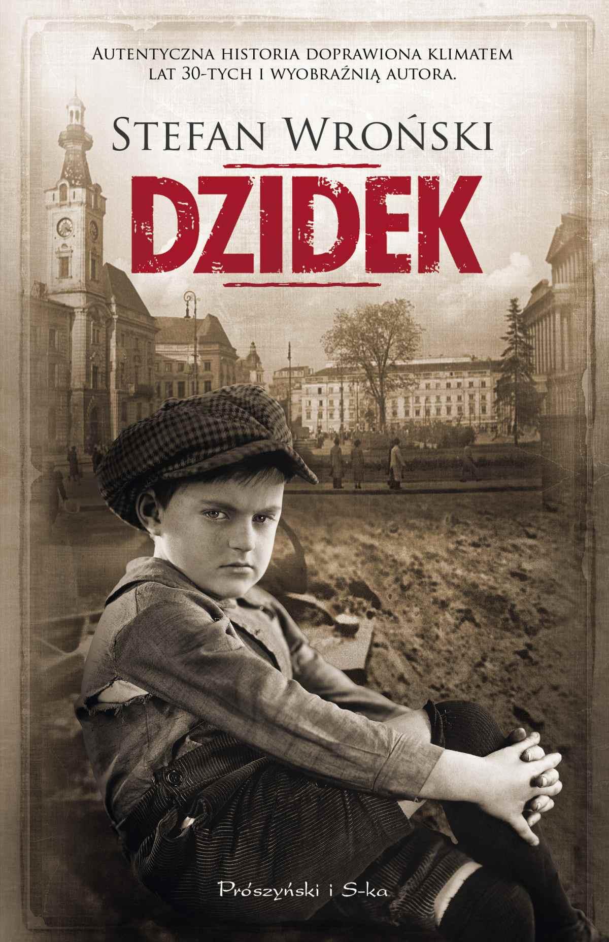 Dzidek - Ebook (Książka EPUB) do pobrania w formacie EPUB