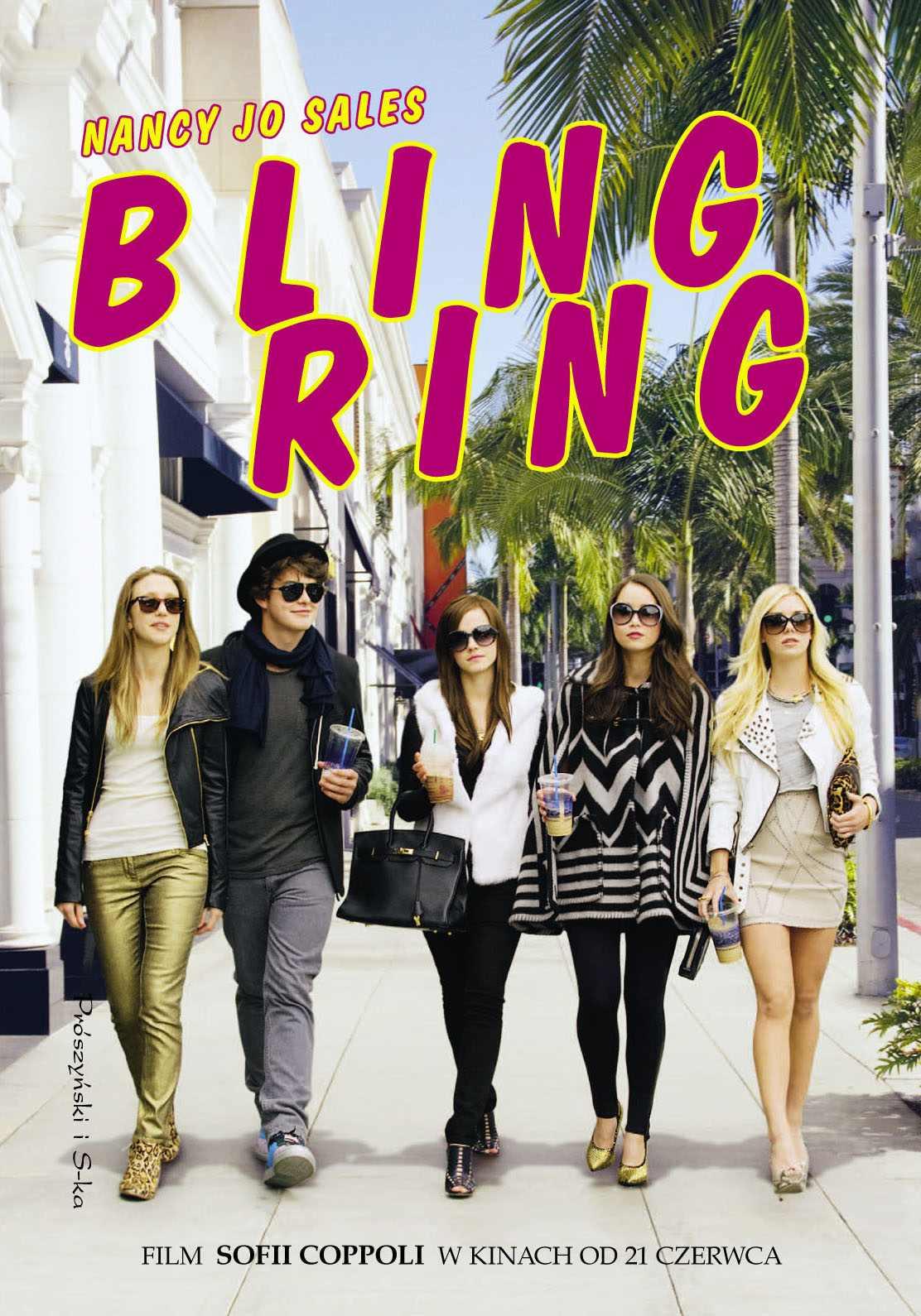 Bling Ring - Ebook (Książka EPUB) do pobrania w formacie EPUB