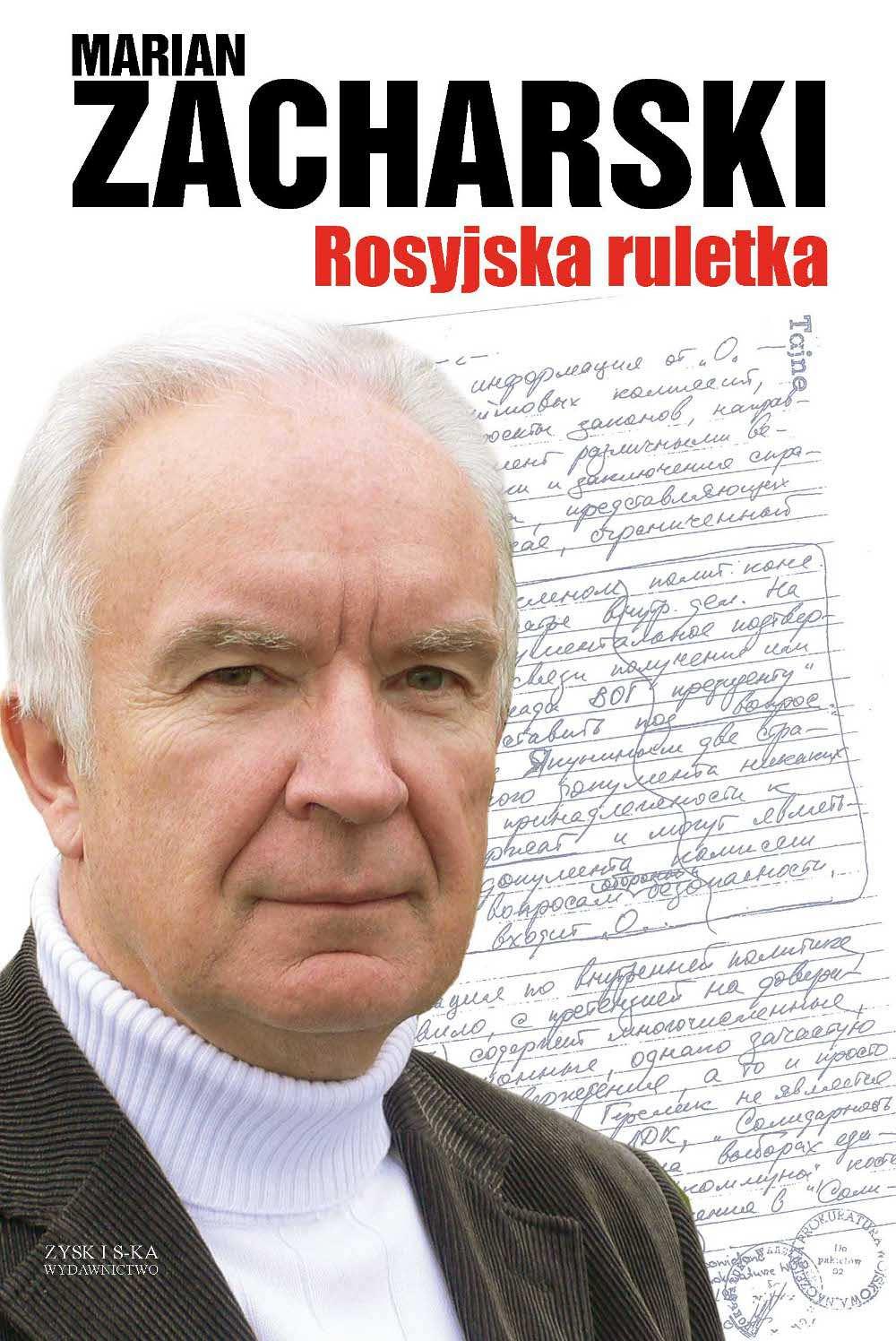 Rosyjska ruletka - Ebook (Książka EPUB) do pobrania w formacie EPUB
