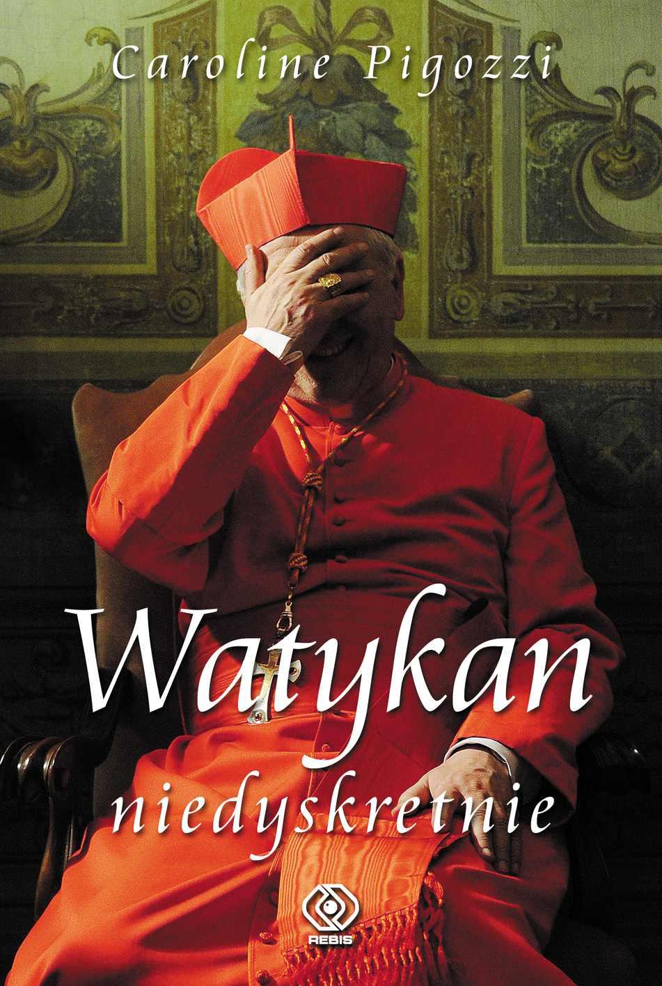 Watykan niedyskretnie - Ebook (Książka EPUB) do pobrania w formacie EPUB
