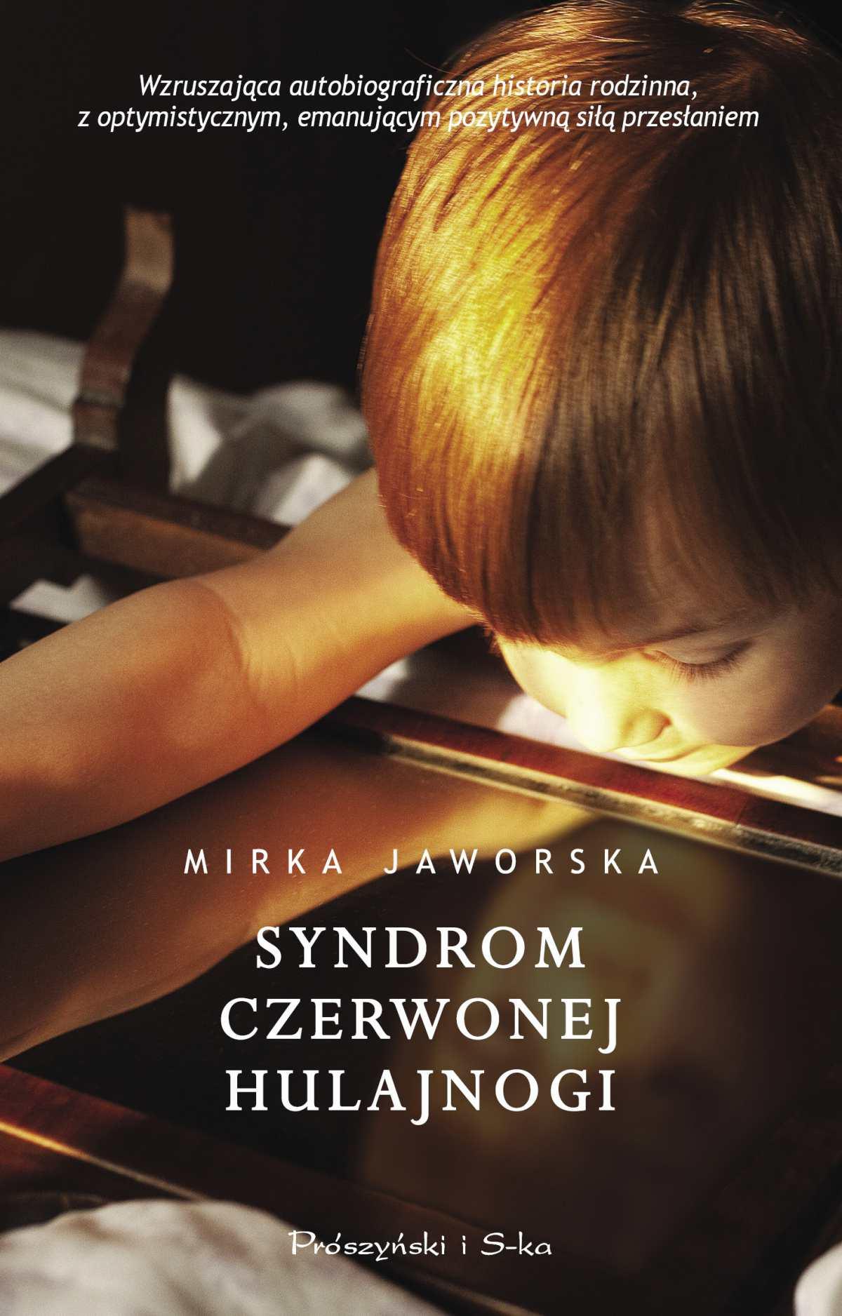 Syndrom czerwonej hulajnogi - Ebook (Książka na Kindle) do pobrania w formacie MOBI