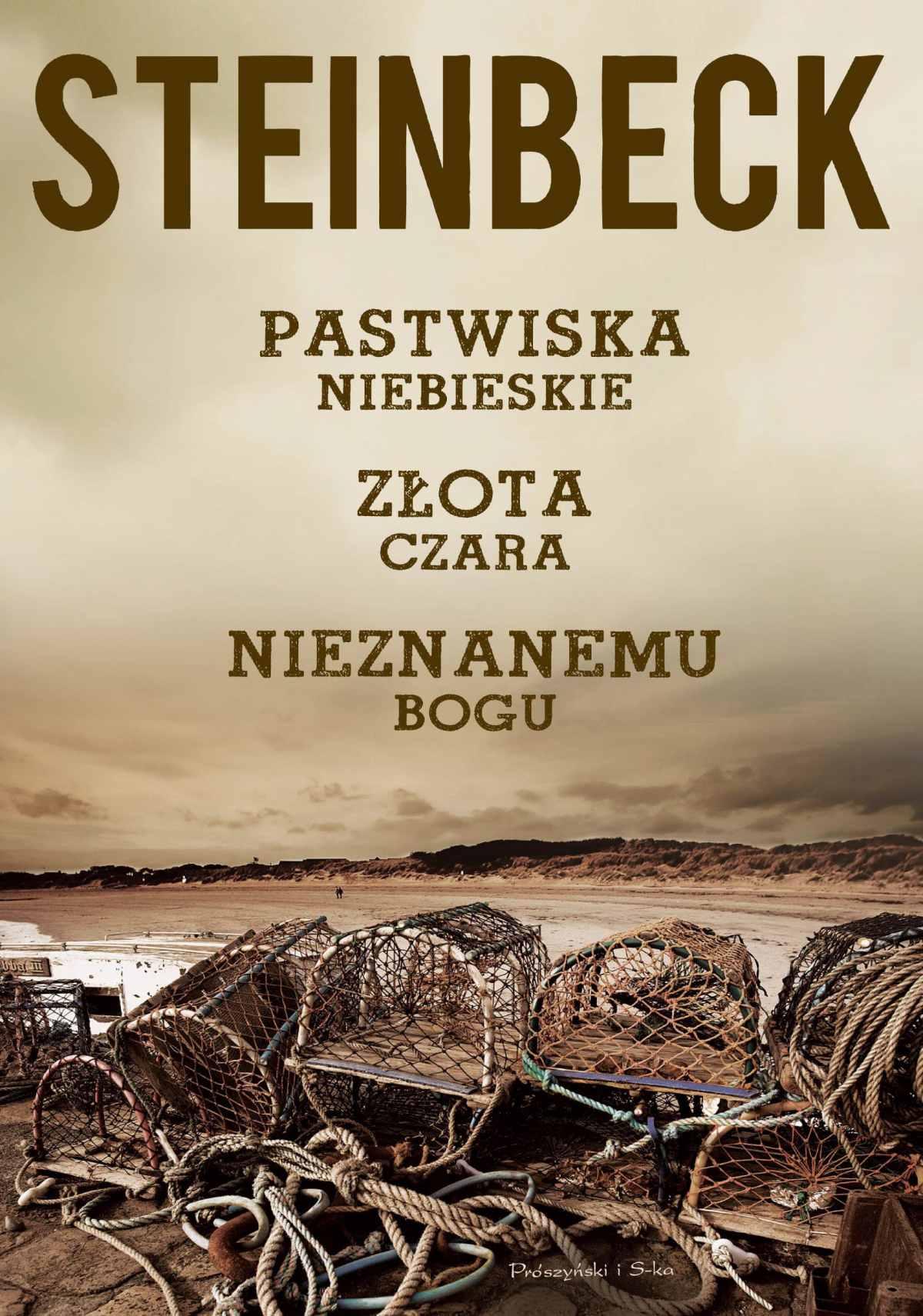 Pastwiska Niebieskie, Złota Czara, Nieznanemu bogu - Ebook (Książka na Kindle) do pobrania w formacie MOBI