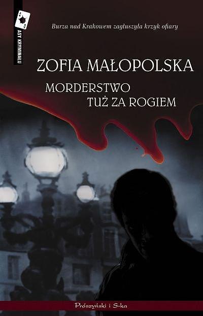 Morderstwo tuż za rogiem - Ebook (Książka EPUB) do pobrania w formacie EPUB