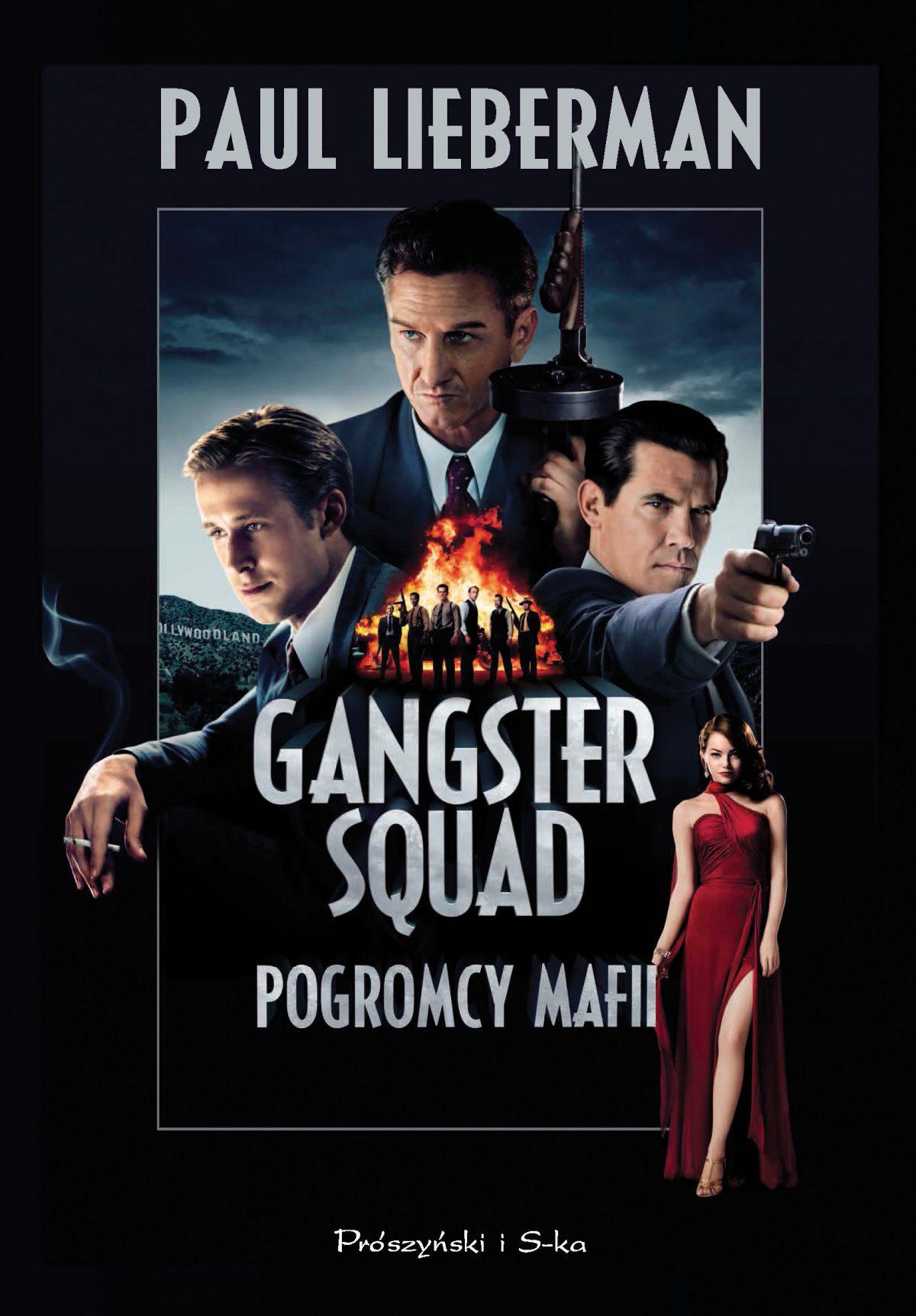 Gangster Squad. Pogromcy mafii - Ebook (Książka EPUB) do pobrania w formacie EPUB