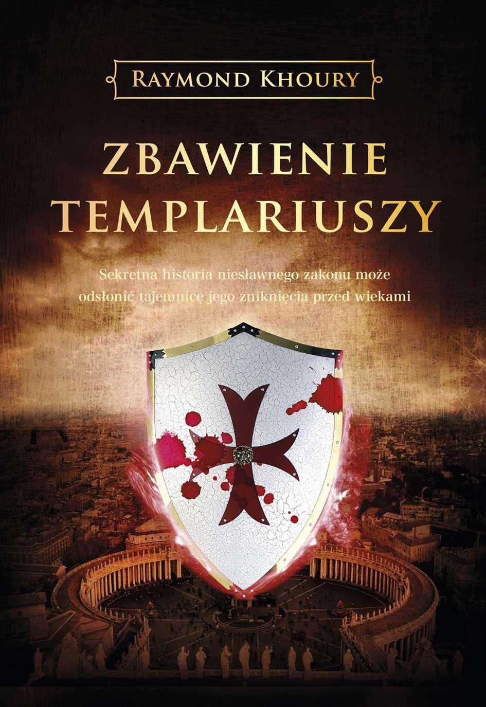 Zbawienie templariuszy - Ebook (Książka na Kindle) do pobrania w formacie MOBI