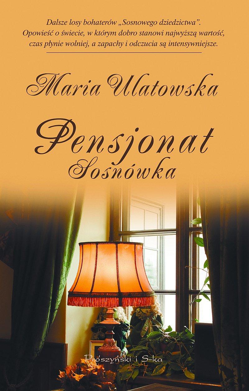 Pensjonat Sosnówka - Ebook (Książka EPUB) do pobrania w formacie EPUB