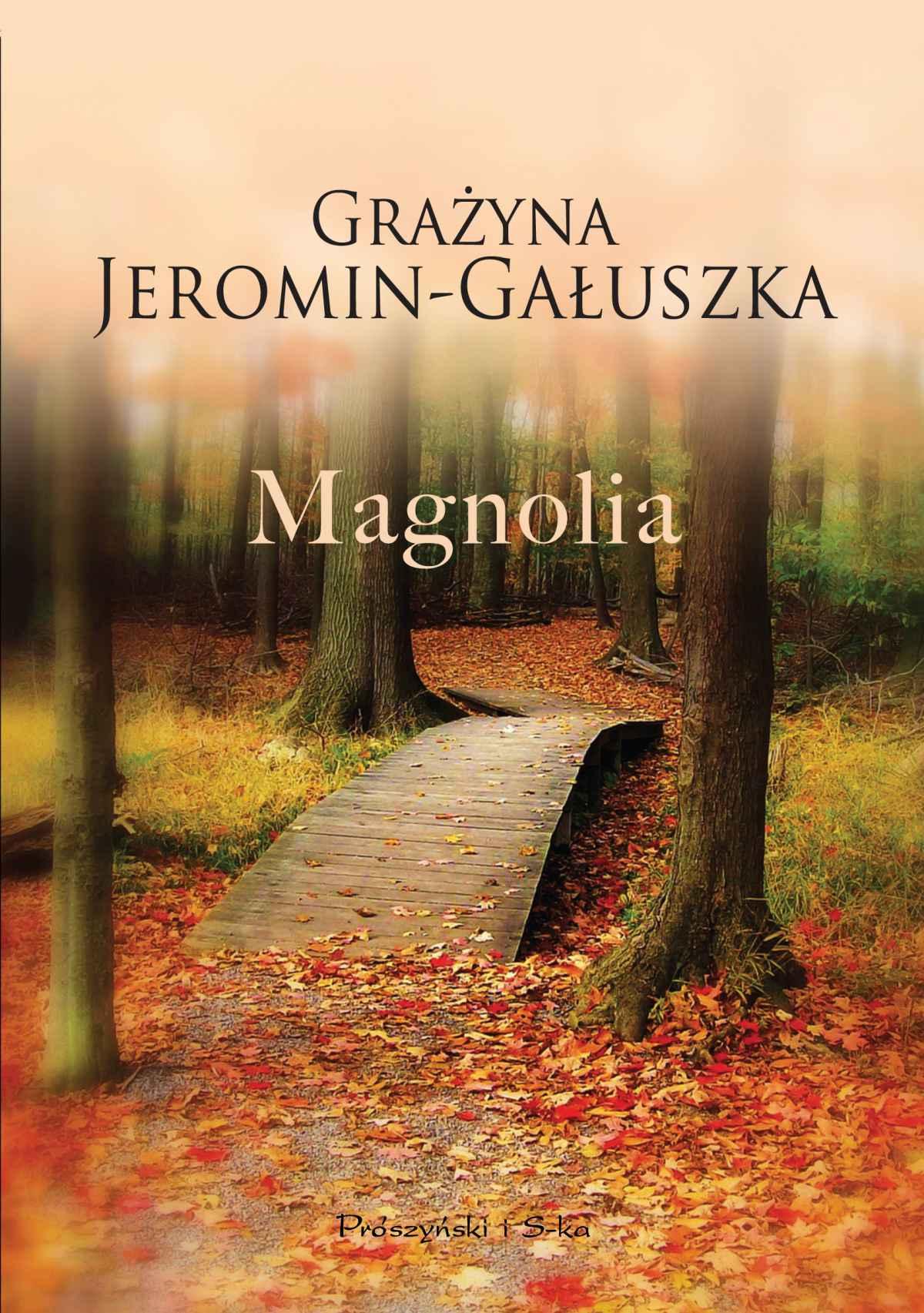 Magnolia - Ebook (Książka EPUB) do pobrania w formacie EPUB