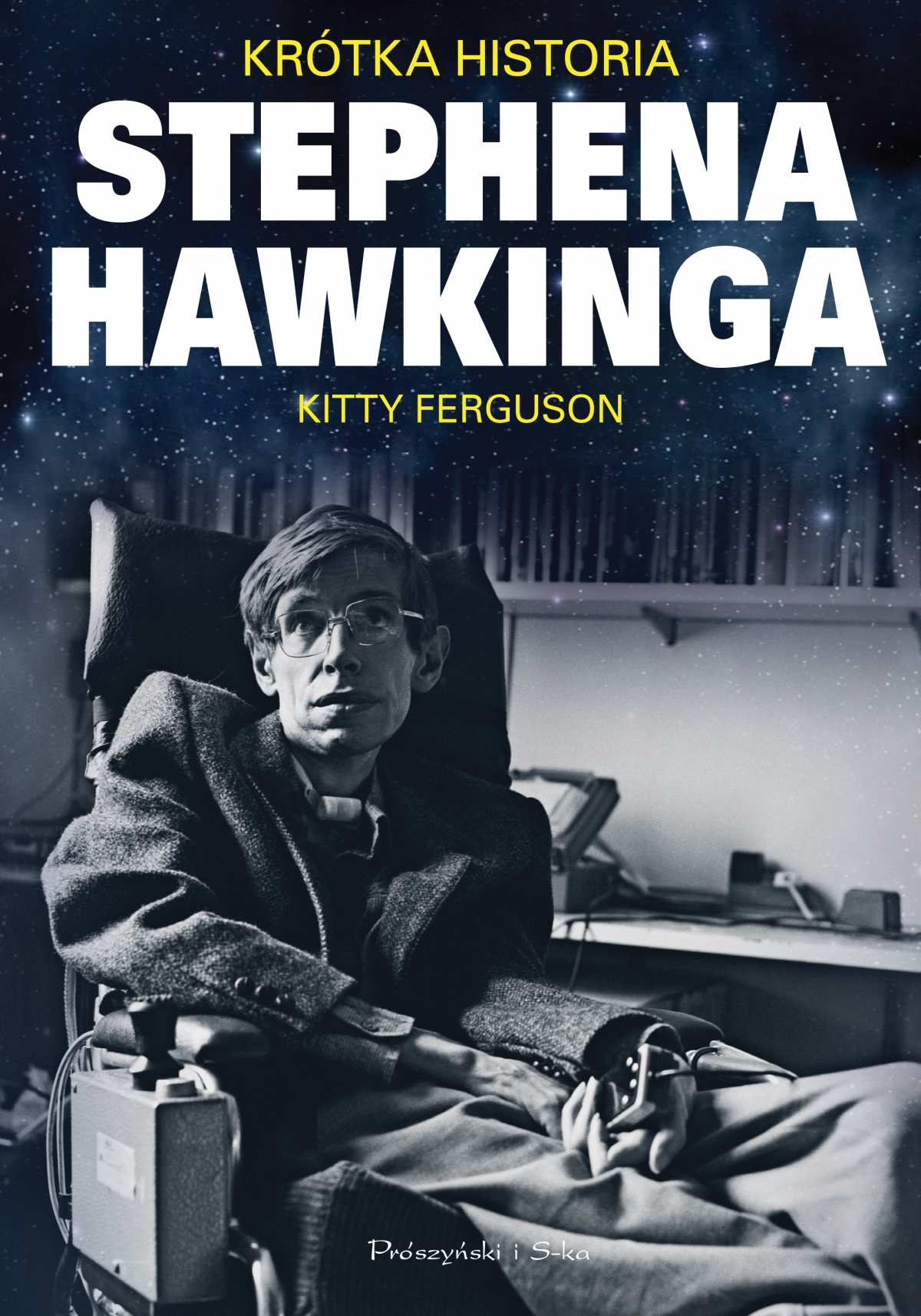 Krótka historia Stephena Hawkinga - Ebook (Książka EPUB) do pobrania w formacie EPUB