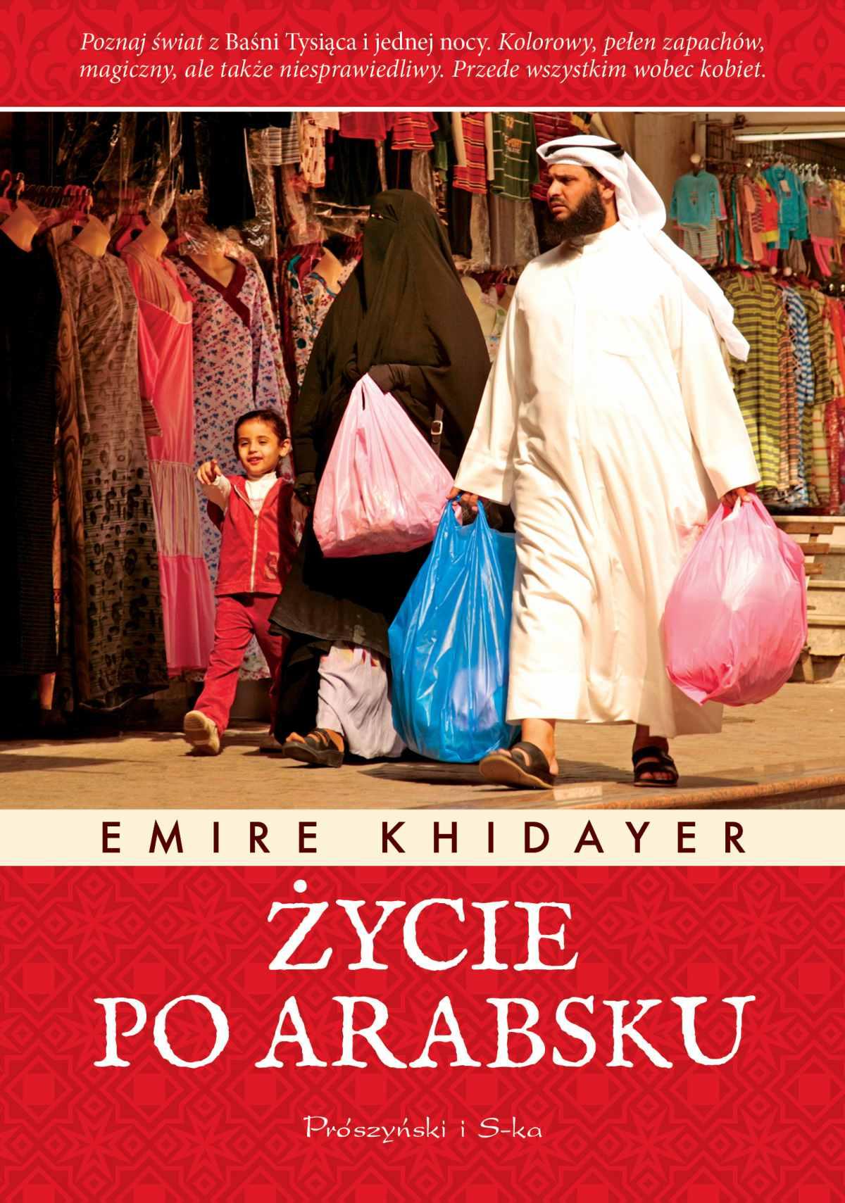Życie po arabsku - Ebook (Książka EPUB) do pobrania w formacie EPUB