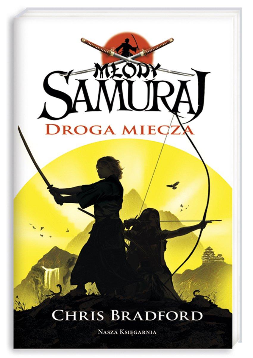 Młody samuraj. Tom 2. Droga miecza - Ebook (Książka na Kindle) do pobrania w formacie MOBI