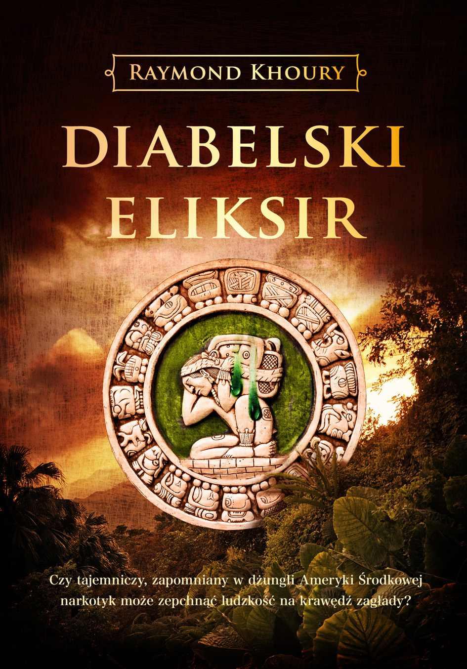 Diabelski eliksir - Ebook (Książka EPUB) do pobrania w formacie EPUB