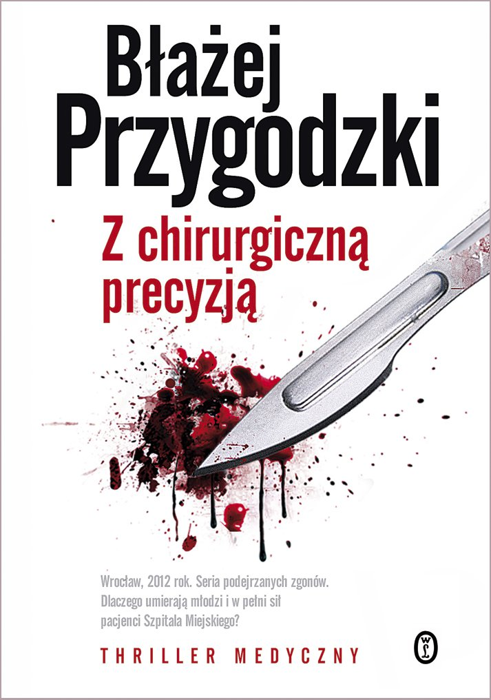 Z chirurgiczną precyzją - Ebook (Książka EPUB) do pobrania w formacie EPUB