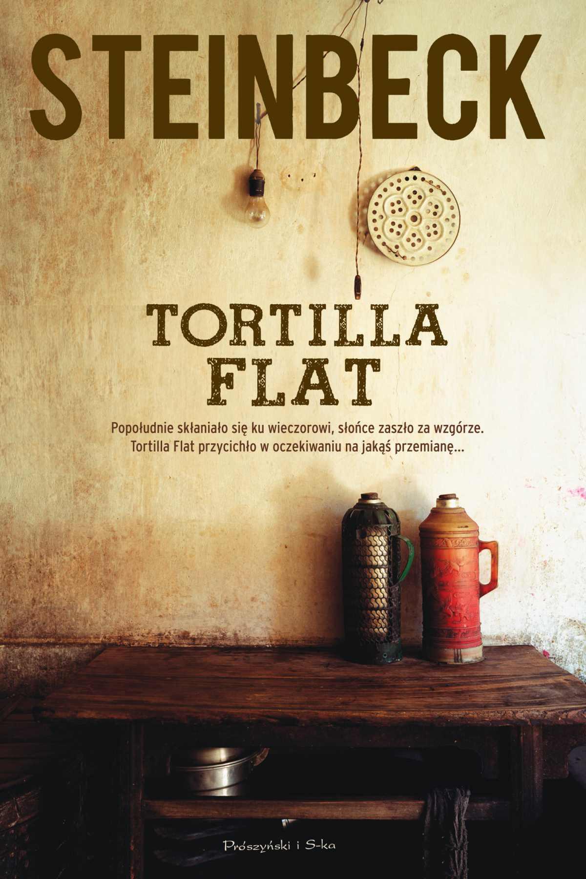 Tortilla Flat - Ebook (Książka EPUB) do pobrania w formacie EPUB