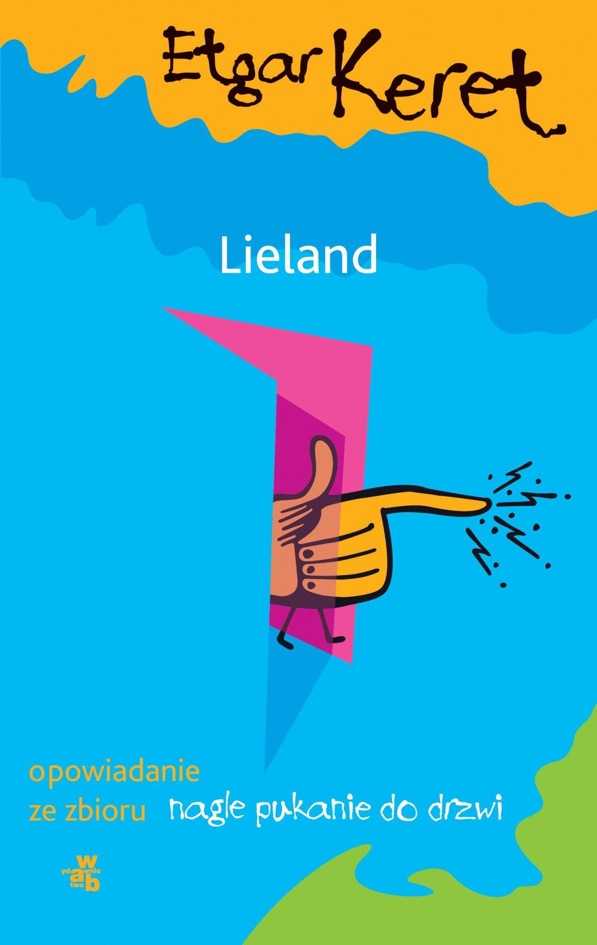 Lieland - Ebook (Książka na Kindle) do pobrania w formacie MOBI