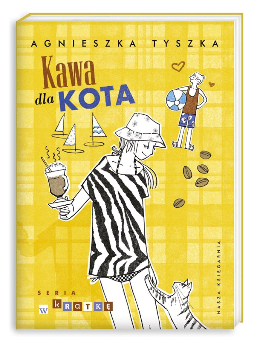 Kawa dla kota - Ebook (Książka na Kindle) do pobrania w formacie MOBI
