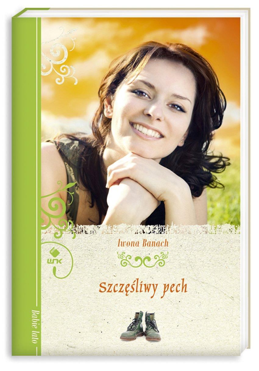Szczęśliwy pech - Ebook (Książka EPUB) do pobrania w formacie EPUB