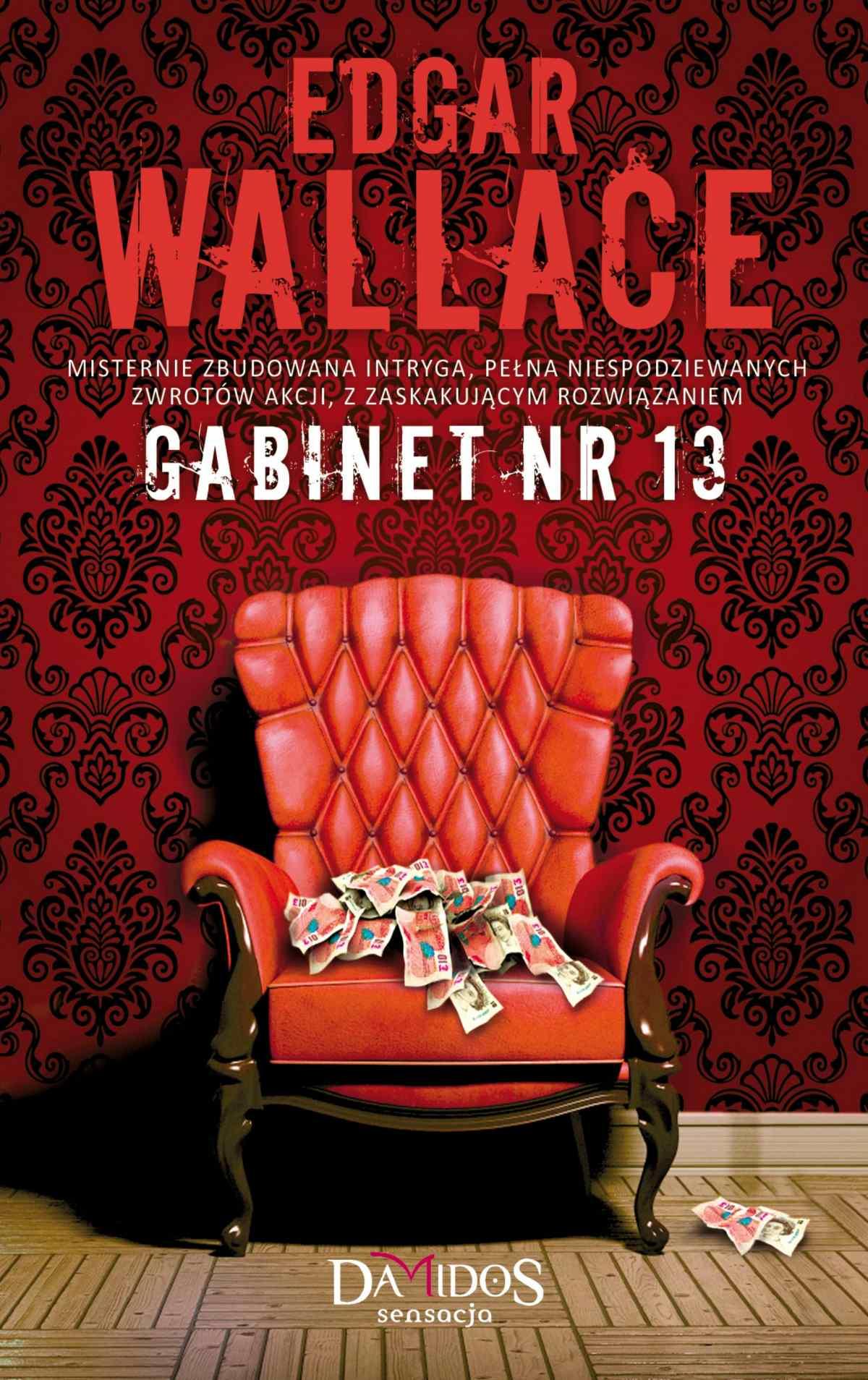 Gabinet nr 13 - Ebook (Książka EPUB) do pobrania w formacie EPUB