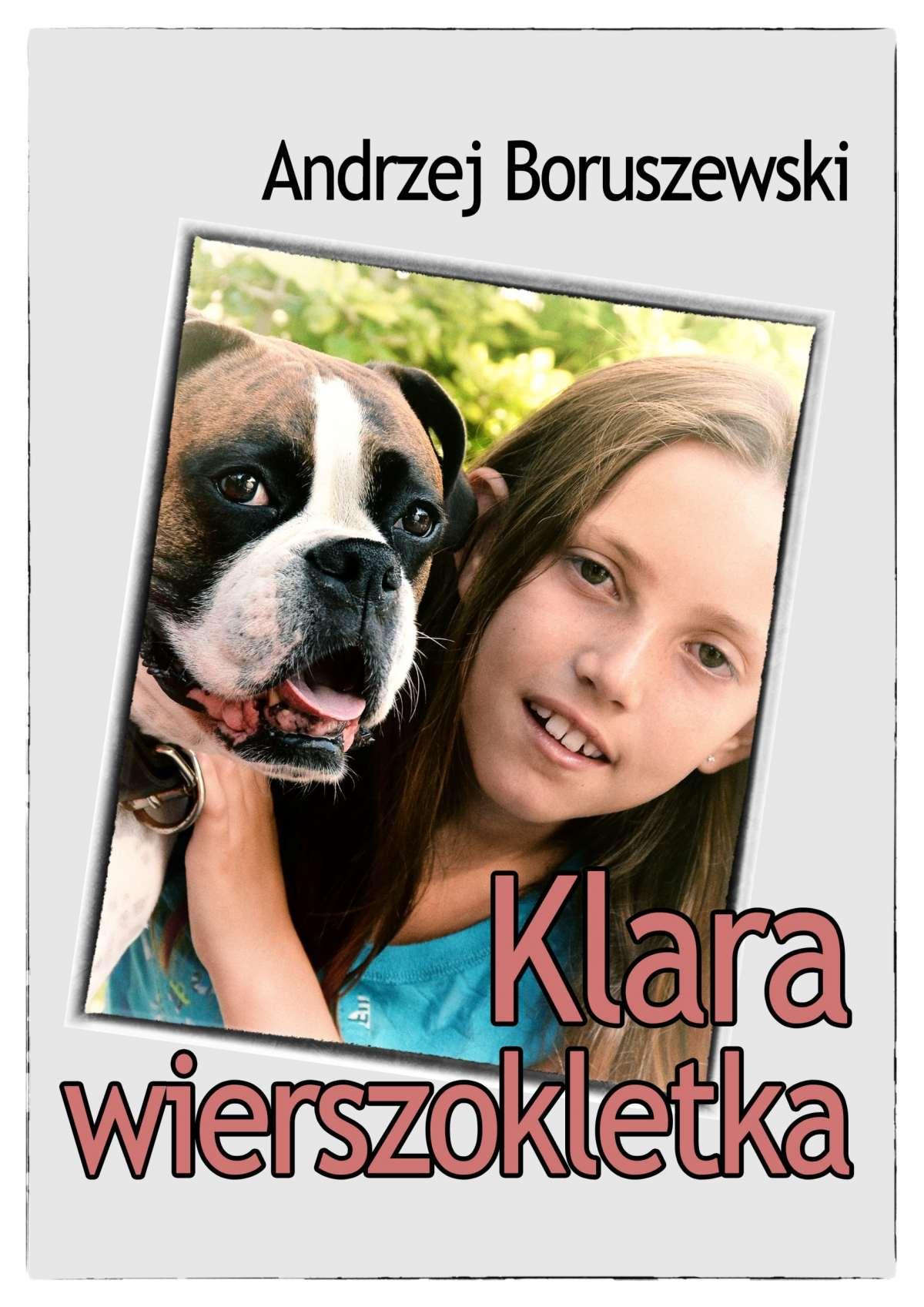 Klara wierszokletka - Ebook (Książka na Kindle) do pobrania w formacie MOBI