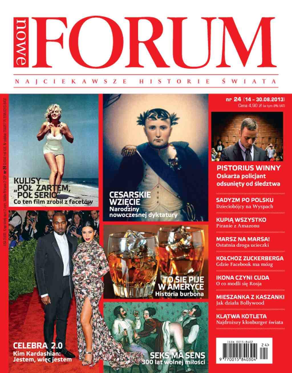 Forum nr 24/2013 - Ebook (Książka PDF) do pobrania w formacie PDF