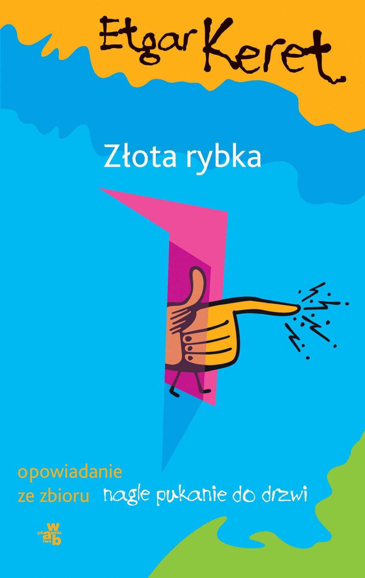 Złota rybka - Ebook (Książka na Kindle) do pobrania w formacie MOBI