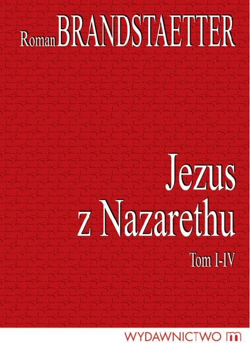 Jezus z Nazarethu (Komplet czterech tomów) - Ebook (Książka EPUB) do pobrania w formacie EPUB