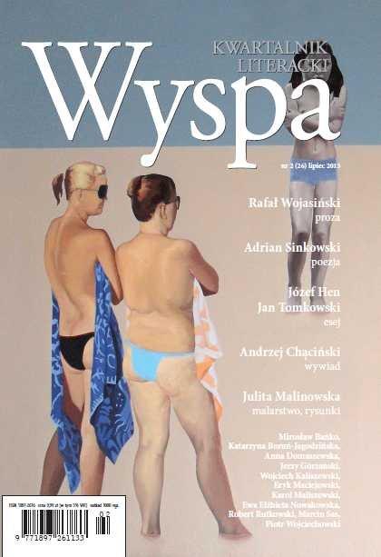 WYSPA Kwartalnik Literacki - nr 2/2013 (26) - Ebook (Książka PDF) do pobrania w formacie PDF
