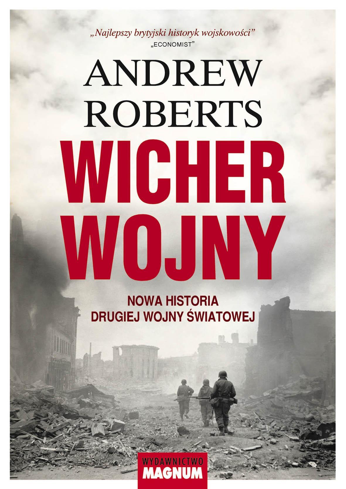 Wicher wojny. Nowa historia drugiej wojny światowej - Ebook (Książka EPUB) do pobrania w formacie EPUB