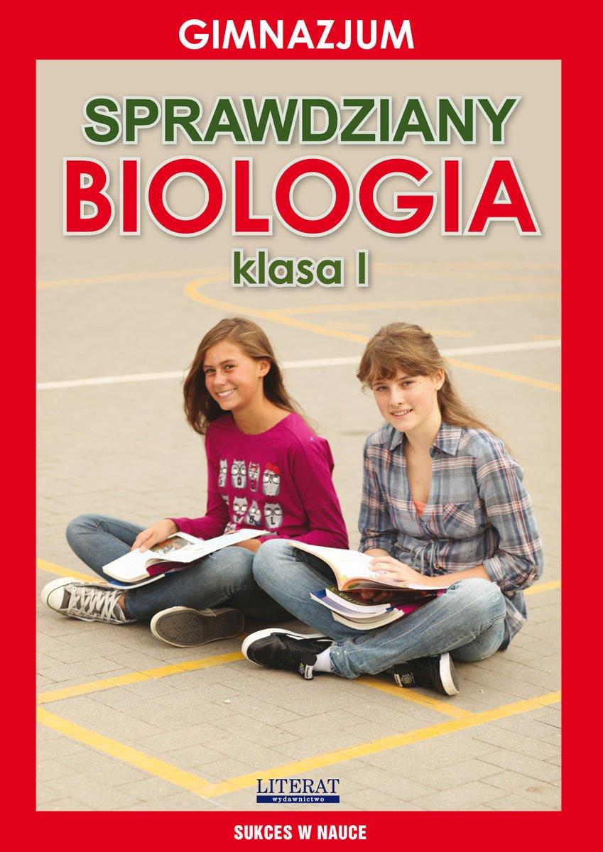 Sprawdziany. Biologia. Gimnazjum. Klasa I - Ebook (Książka PDF) do pobrania w formacie PDF