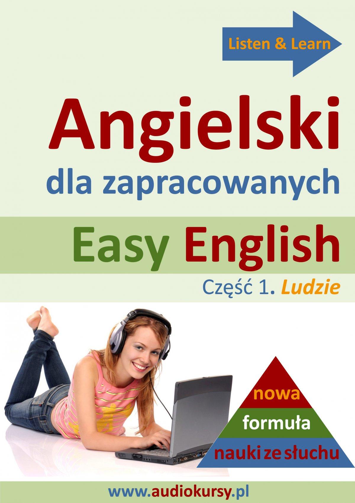 Easy English - Angielski dla zapracowanych 1 - Audiobook (Książka audio MP3) do pobrania w całości w archiwum ZIP