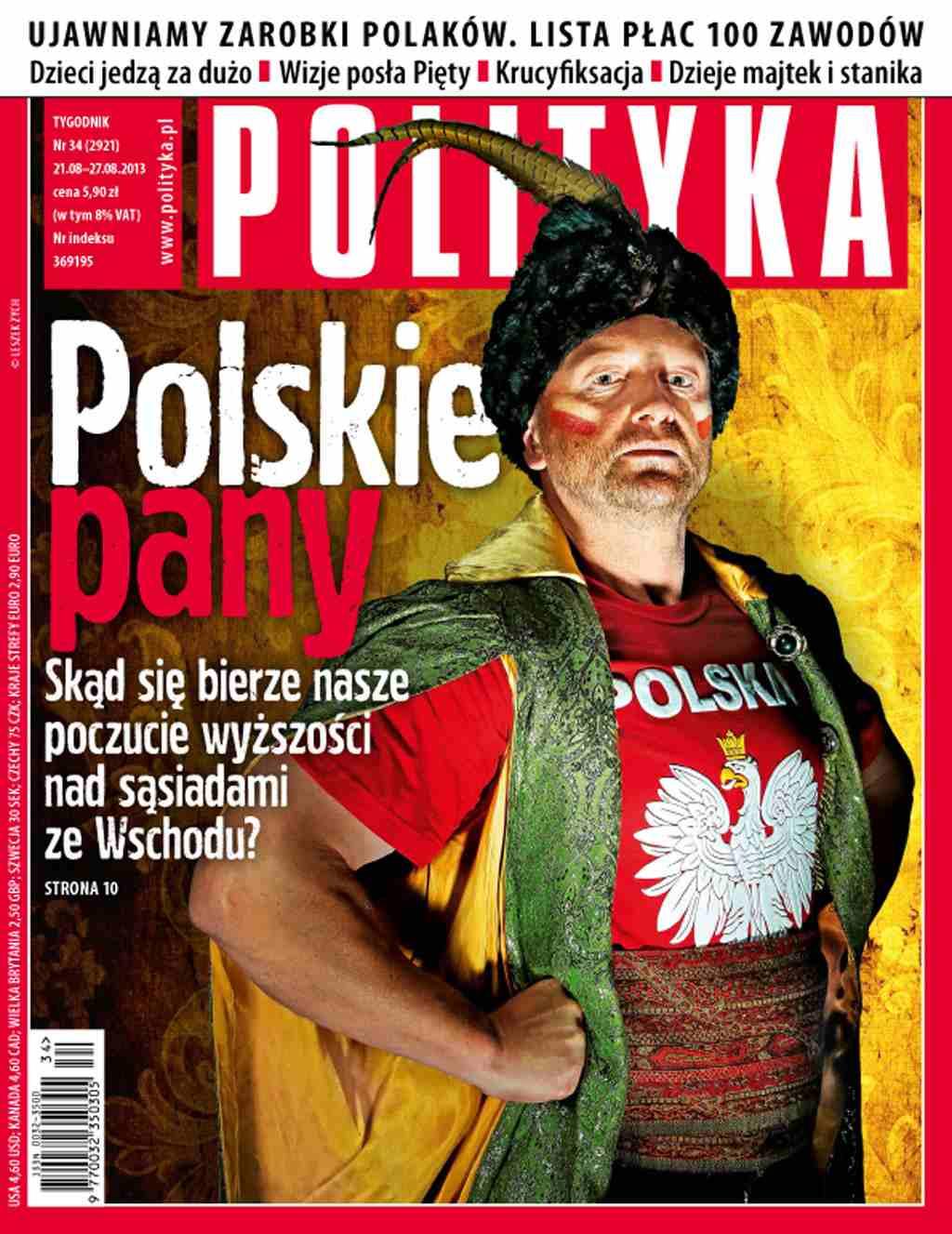 Polityka nr 34/2013 - Ebook (Książka PDF) do pobrania w formacie PDF