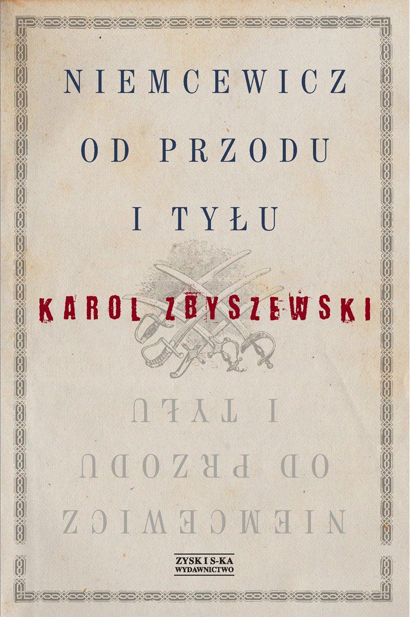Niemcewicz od przodu i od tyłu - Ebook (Książka na Kindle) do pobrania w formacie MOBI