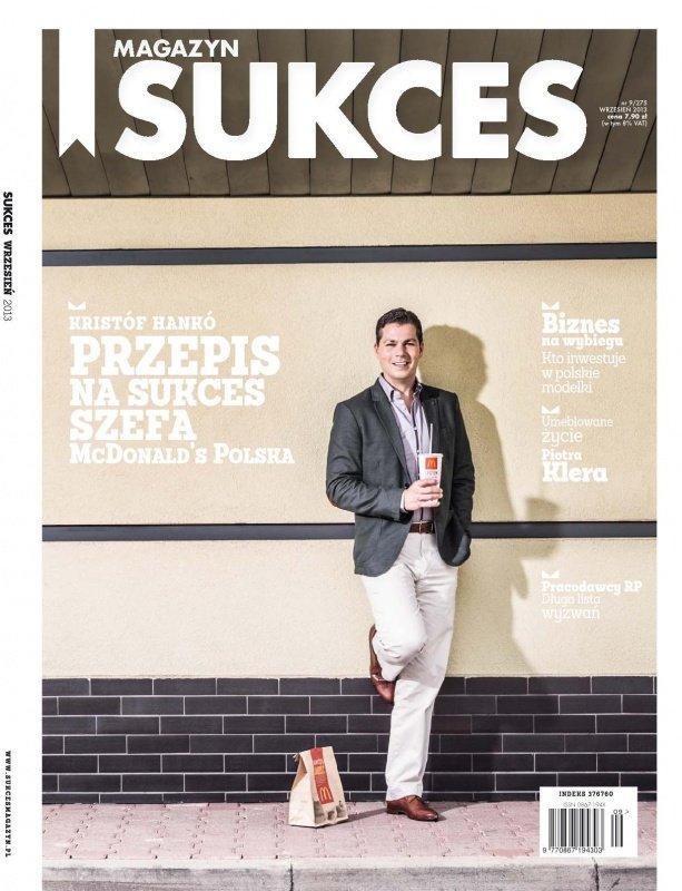 """Sukces"" nr 9/2013 - Ebook (Książka PDF) do pobrania w formacie PDF"