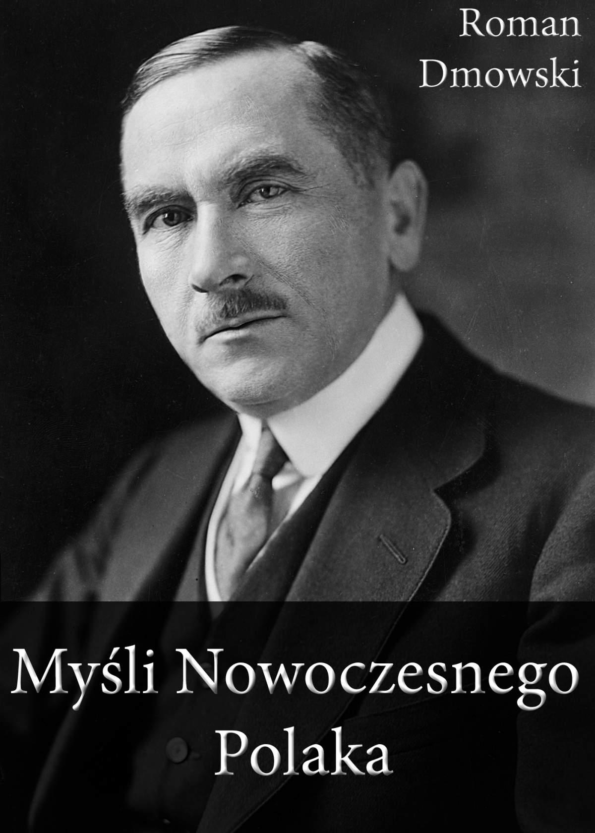 Myśli Nowoczesnego Polaka - Ebook (Książka na Kindle) do pobrania w formacie MOBI