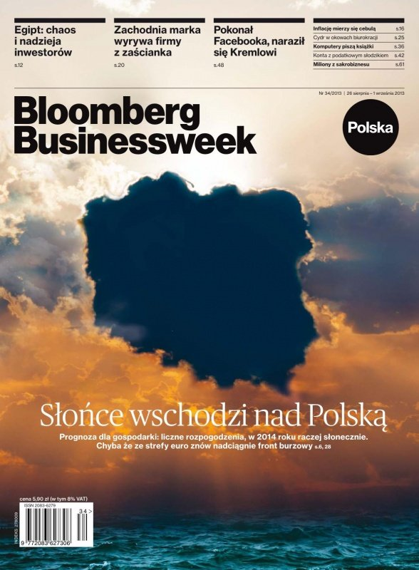 """""""Bloomberg Businessweek"""" wydanie nr 34/13 - Ebook (Książka PDF) do pobrania w formacie PDF"""