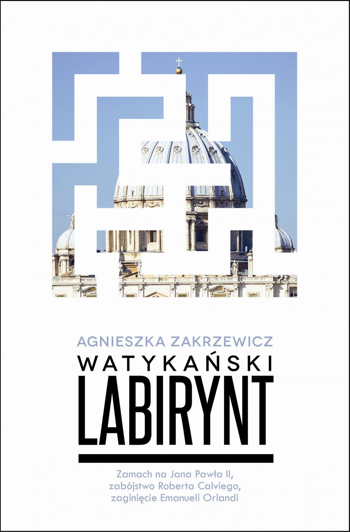 Watykański labirynt - Ebook (Książka EPUB) do pobrania w formacie EPUB