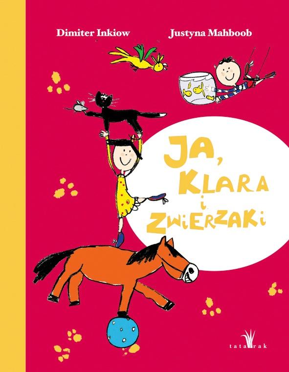 Ja Klara i zwierzaki - Ebook (Książka na Kindle) do pobrania w formacie MOBI
