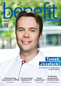 Benefit 8 2013 - Ebook (Książka PDF) do pobrania w formacie PDF