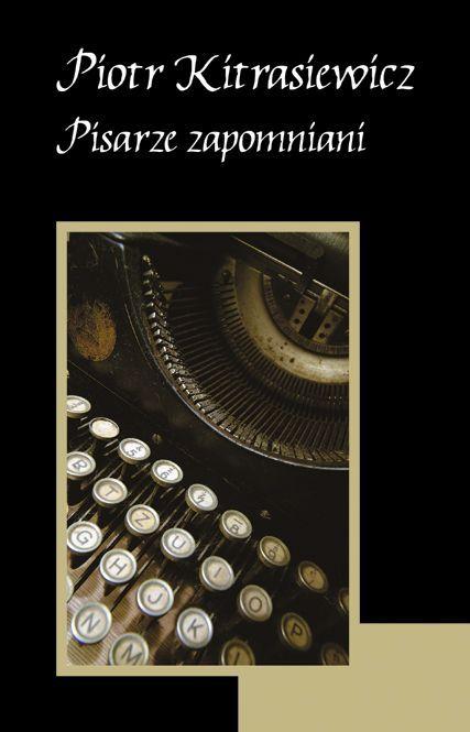 Pisarze zapomniani - Ebook (Książka PDF) do pobrania w formacie PDF