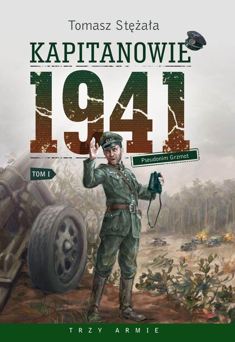 Kapitanowie 1941 - Ebook (Książka EPUB) do pobrania w formacie EPUB