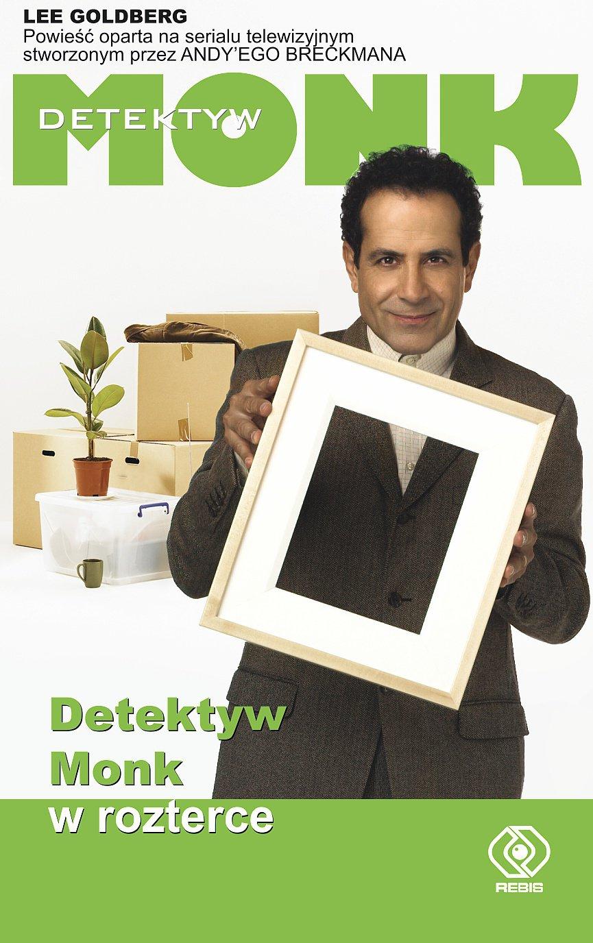 Detektyw Monk w rozterce - Ebook (Książka EPUB) do pobrania w formacie EPUB