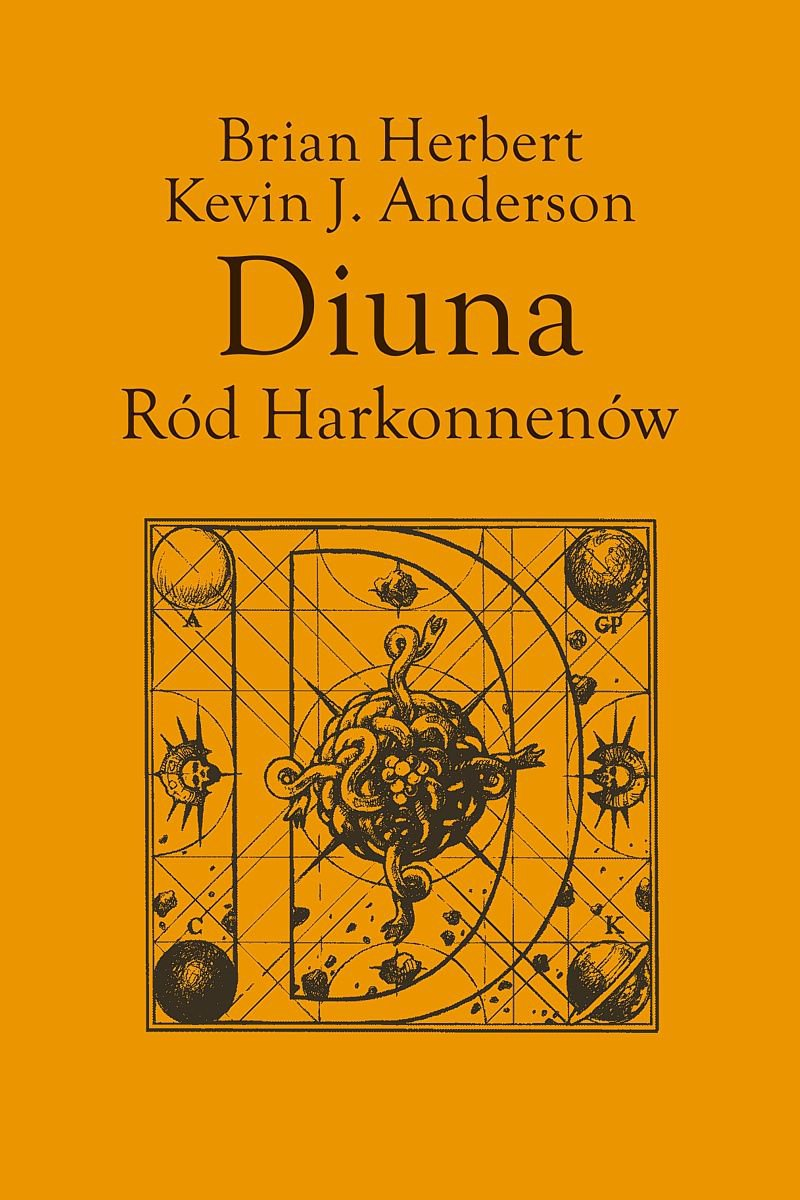 Diuna. Ród Harkonnenów - Ebook (Książka EPUB) do pobrania w formacie EPUB