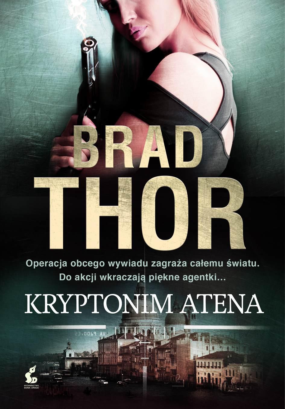 Kryptonim Atena - Ebook (Książka EPUB) do pobrania w formacie EPUB
