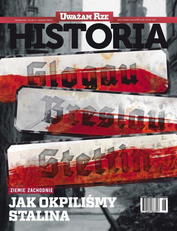 """""""Uważam Rze Historia"""" nr 8/2013 - Ebook (Książka PDF) do pobrania w formacie PDF"""