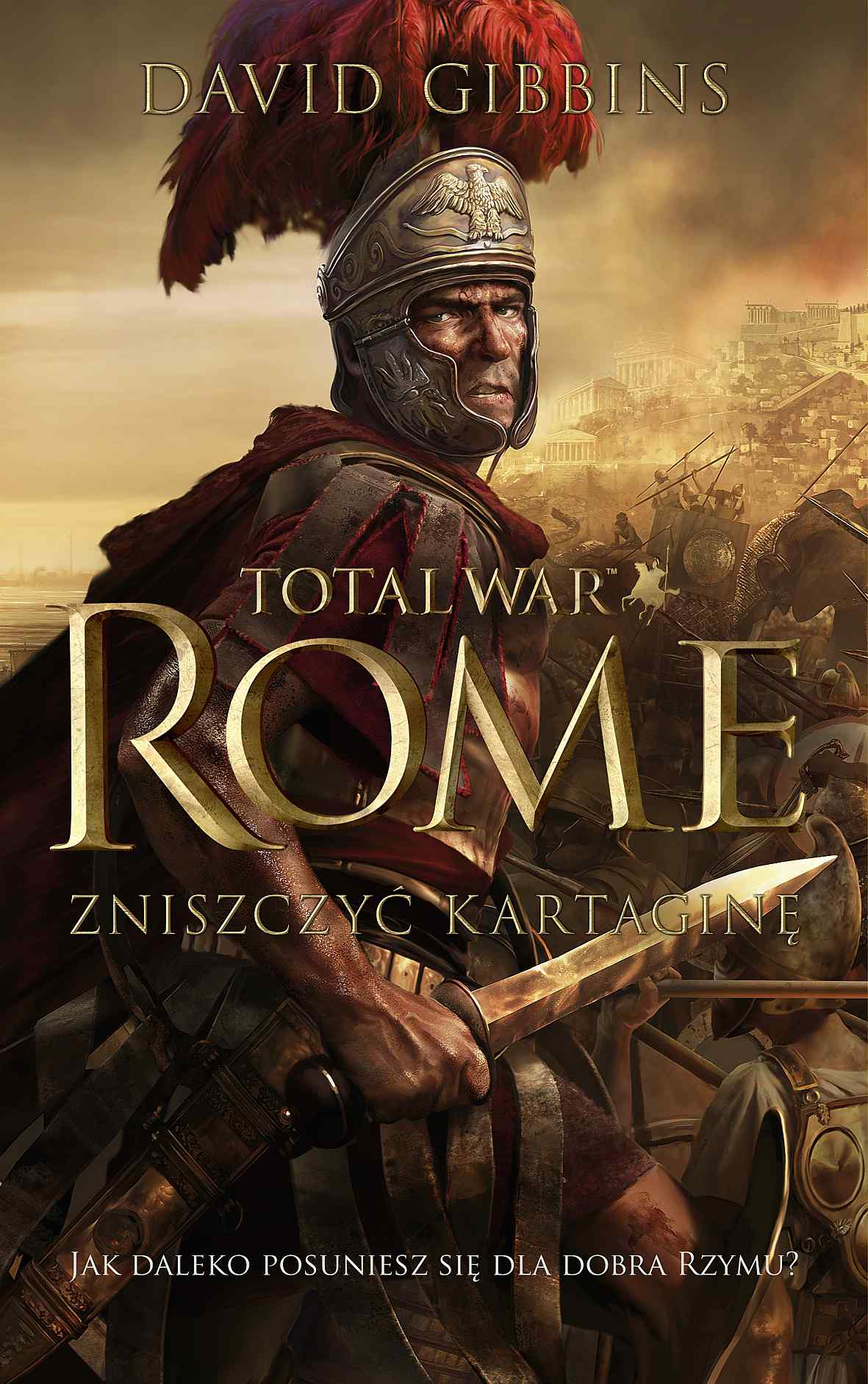Total War Rome. Zniszczyć Kartaginę - Ebook (Książka na Kindle) do pobrania w formacie MOBI