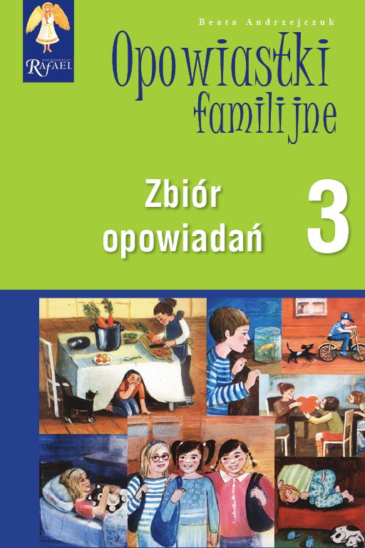 Opowiastki familijne 3. Zbiór opowiadań - Audiobook (Książka audio MP3) do pobrania w całości w archiwum ZIP
