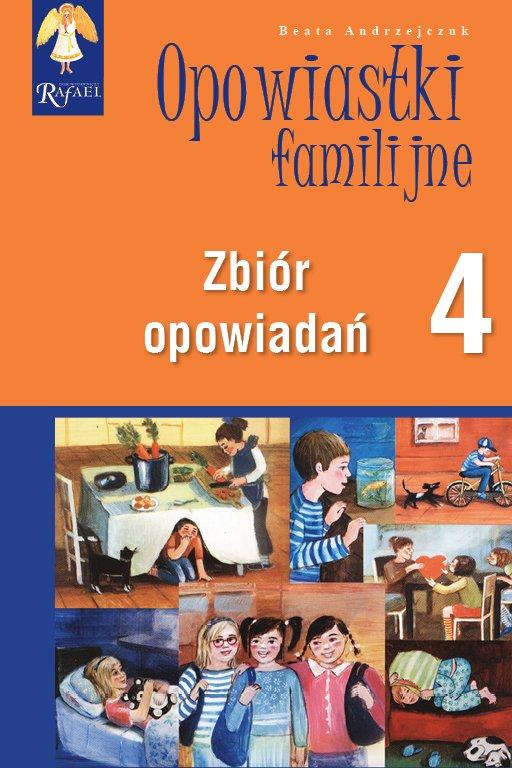 Opowiastki familijne 4. Zbiór opowiadań - Audiobook (Książka audio MP3) do pobrania w całości w archiwum ZIP
