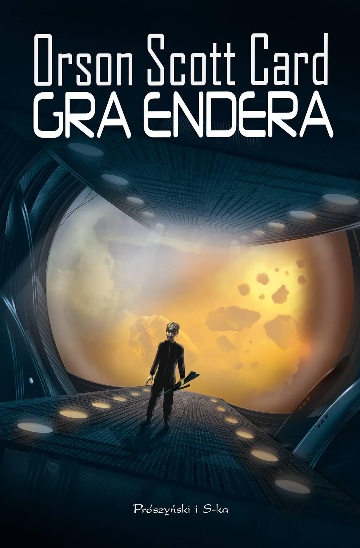 Gra Endera - Ebook (Książka EPUB) do pobrania w formacie EPUB